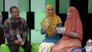MeleTOP Ameng, Diana Amir & Heliza Beramal Masa Bulan Ramadan Ep 190 [21.6.2016]