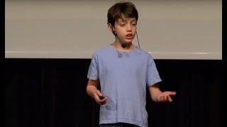 Boredom is the Mother of Creativity | Raz Eshel | TEDxYouth@AASSofia