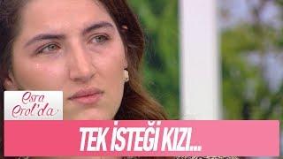 Tek isteği kızını görmek - Esra Erol'da 13 Mart 2018