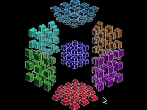 Introduction to understanding the Rubik's 3x3x3x3 (4D Rubk's