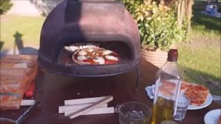Greenmall Çömlek Fırın Şömine (Pizza-Lahmacun-Pide-Ekmek-Fırını)