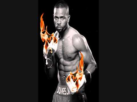 Roy Jones Jr  Cant be touched  HD