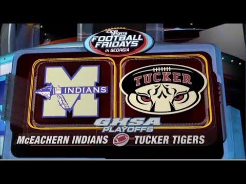 McEachern Indians vs. Tucker Tigers