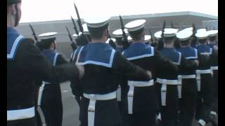 The Royal Navy - Passing Out Parade (HMS Raleigh)