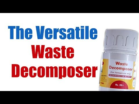 Waste decomposer ; a myth or reality ?-Part 2