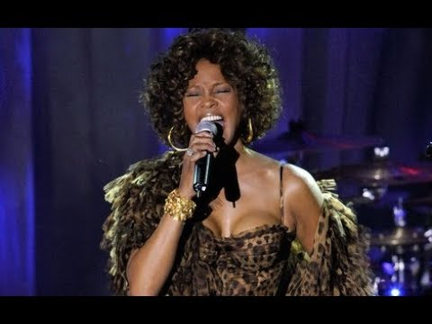Whitney Houston - Energetic Performances!