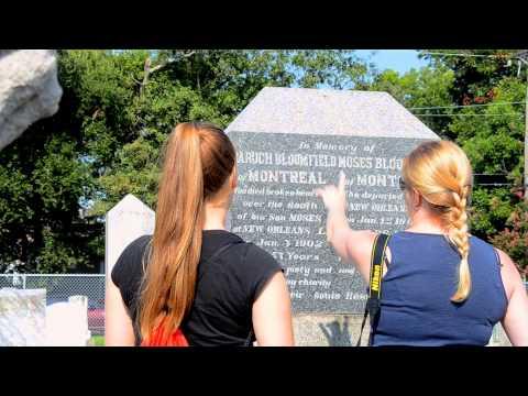 Cataloging Louisiana Coastal Cemeteries