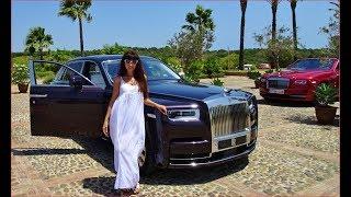 Новый РОЛЛС РОЙС ФАНТОМ 2018, Роскошь и Красота, Rolls-Royce Phantom, Dawn и Wraith