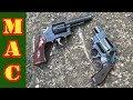 WTH? MAC shooting cheap used revolvers?