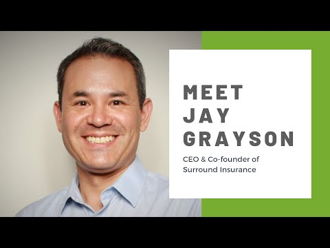 Jay Grayson talks with the Venture Cafe Foundation