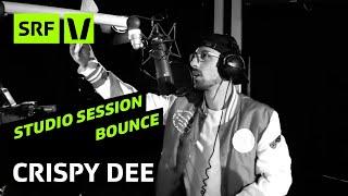 Crispy Dee Exclusive Bars live   Bounce   SRF Virus