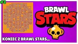 to już koniec... BRAWL STARS POLSKA