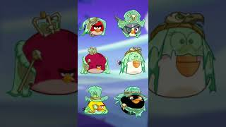 Amazing new Halloween hats in Angry Birds 2 #Shorts