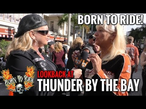 Born to Ride Episode 1148 - Thunder by the Bay Lookback - Rick Harrison Interview