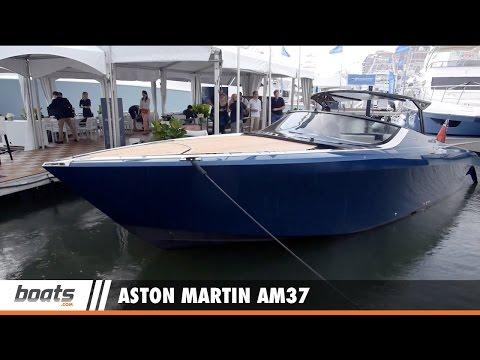 Aston Martin AM37: First Look Video