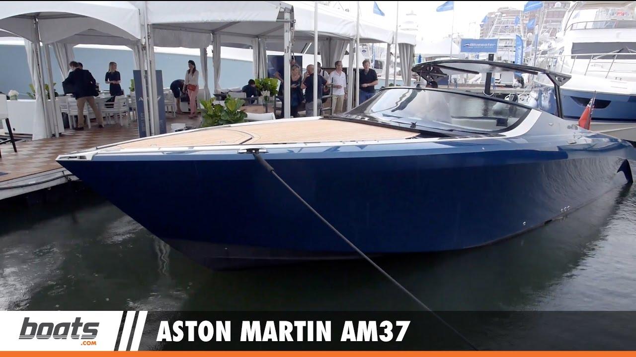 Aston Martin Boat Am37 Ingilizceegzersiz Com