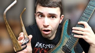 WEIRD Questions Answered! (Can You Play Guitar Without GLASSES?)