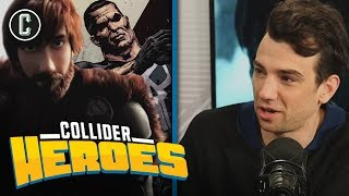 Jay Baruchel Talks How To Train Your Dragon 3 and The Punisher