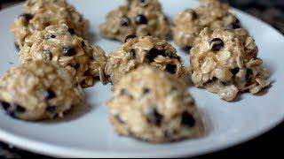 Quick Protein Oatmeal Balls - Hapi's Kitchen Hd
