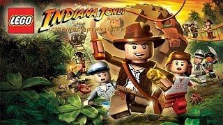 LEGO: Indiana Jones (Original Adventures) The Lost Temple - Part 1 Walkthrough