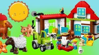 Lego Duplo • Przygody na farmie • 10869