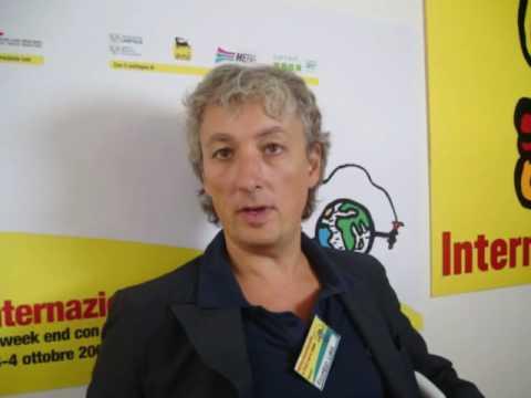 Festival Internazionale - Due parole con Riccardo Luna, direttore di WIRED Italia