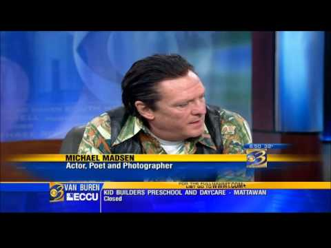 Interview: Michael Madsen of 'Resevoir Dogs'