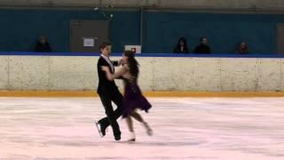 14 D. MOROZOVA / M. ZHIRNOV (RUS) - ISU JGP Tallinn Cup 2013 Junior Ice Dance Free Dance