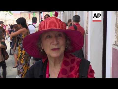 Cuba's 26th annual Book Fair begins