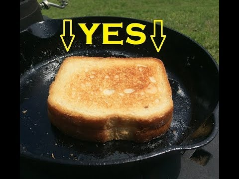 Using A Wire Wheeled Cast Iron Skillet-Super Easy with Lots of Tips! from YouTube · Duration:  18 minutes 24 seconds