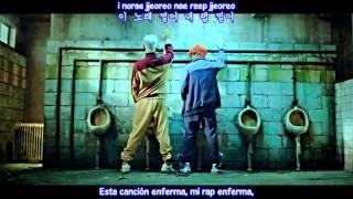 Gambar cover BIGBANG (GD&TOP) - Zutter MV (Sub Español - Hangul - Roma) HD