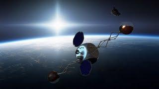 Removing Space Debris: TAMU Sweeper with Sling-Sat
