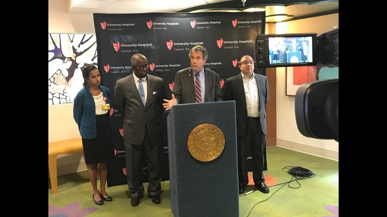 Sherrod Brown on Renewal of Children's Health Insurance