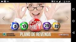 LOTTO NET WEB Apresentação Rápida