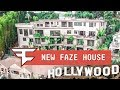 FAZE HOUSE HOLLYWOOD - Official House Tour