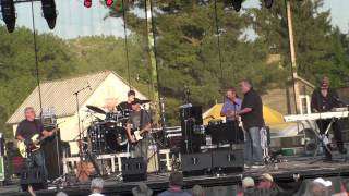 Los Lobos - full set - Dark Star Orchestra Jubilee May 24, 2015 Legend Valley, OH HD tripod