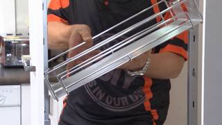 How To Install A Pull Out Pantry | Mitre 10 Easy As