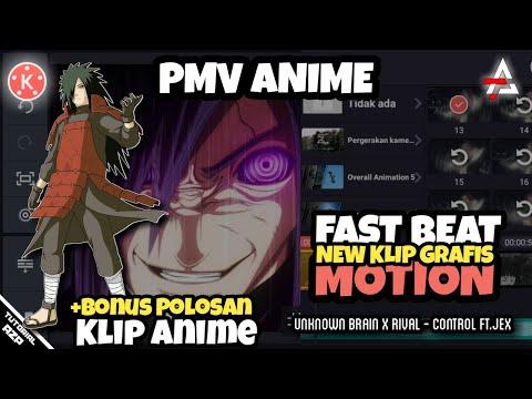 VIDEO TUTORIAL CARA MEMBUAT PMV ANIME KINEMASTER & KLIP ANIME