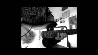 [Guitar Rig 4] Cover lead  solo Sweet o child mine & Hãy trả lời em