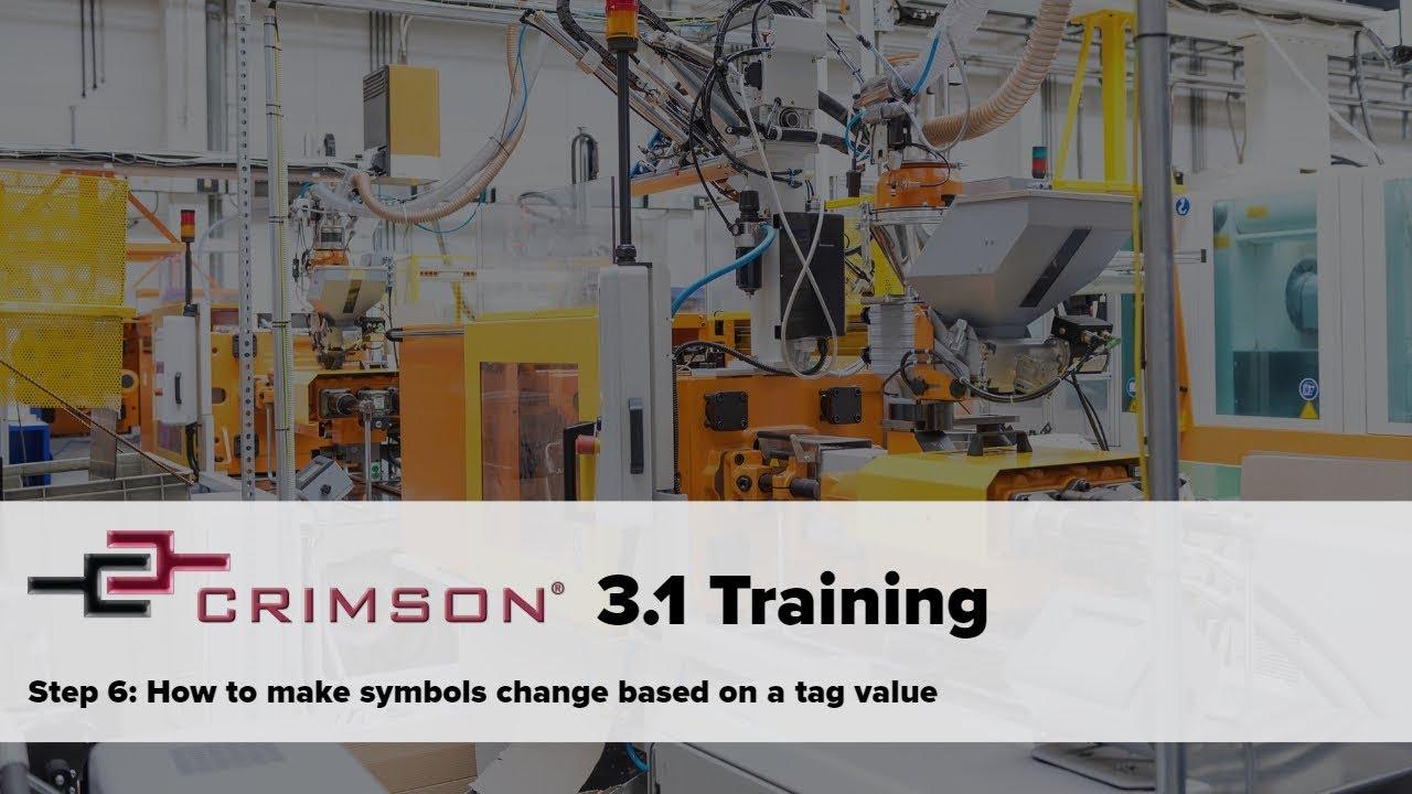 medium resolution of crimson 3 1 training step 6 how to make symbols change based on a tag value