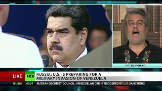 Russia: US preparing for invasion of Venezuela