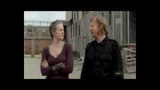 The Walking Dead Axels Death :(