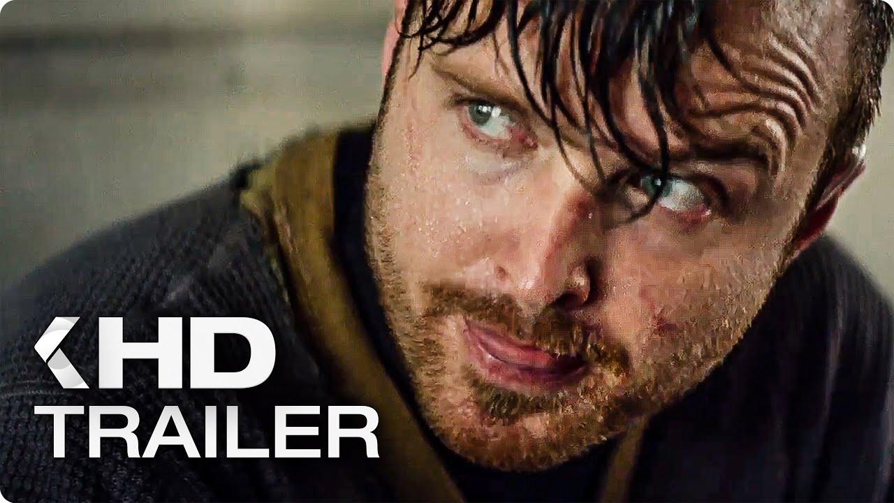 TRIPLE 9 Official Trailer (2016)