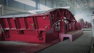 CP TECHNOLOGY The Prefabrication Plant For The Biggest European TMB