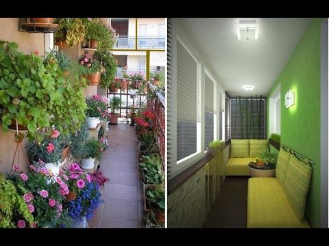 Дизайн балкона  Красивые балконы внутри и снаружи