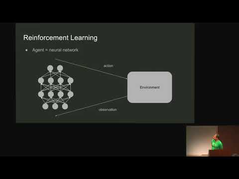 OpenAI - Meta Learning & Self Play - Ilya Sutskever