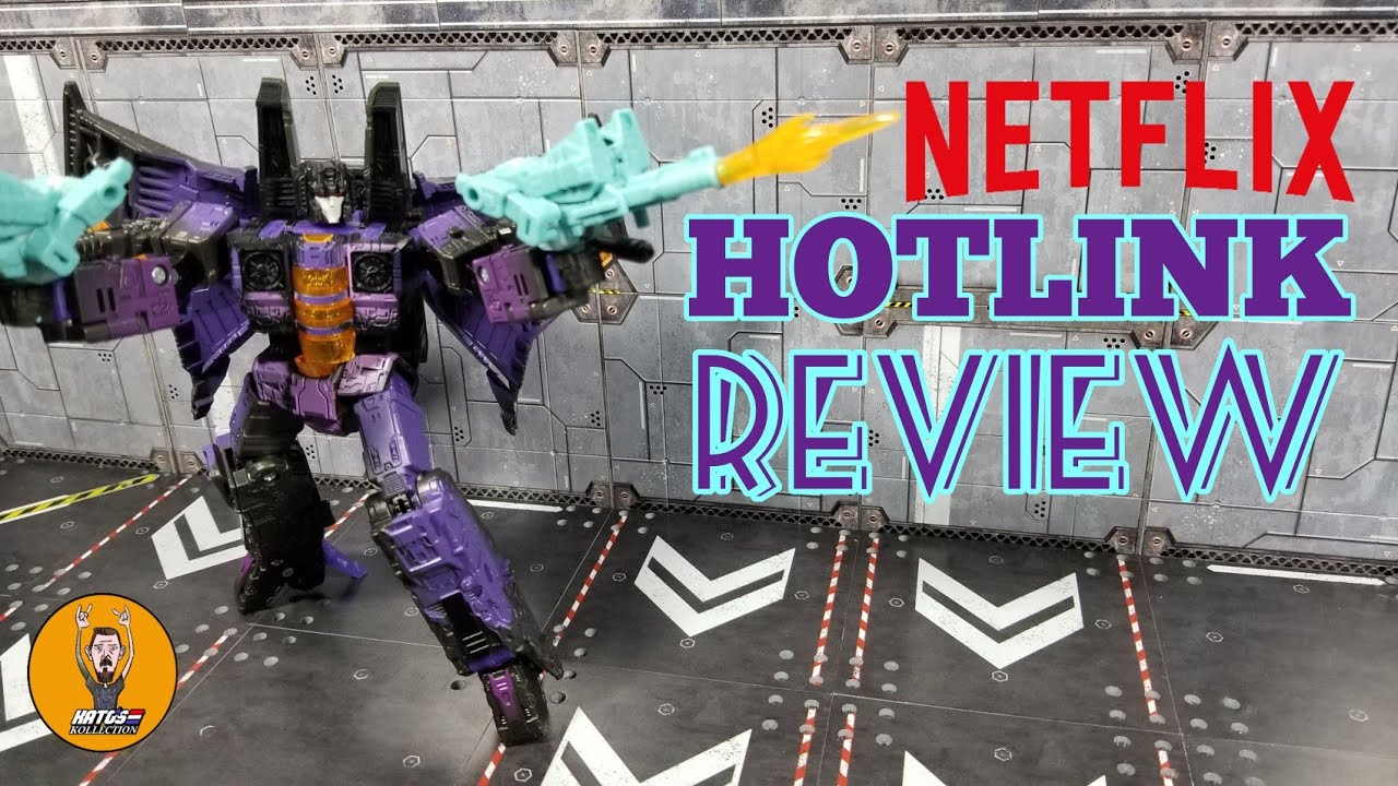 NETFLIX WFC Trilogy Hotlink Review By Kato's Kollection