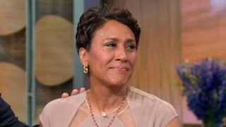 Robin Roberts, 'Good Morning America' Host, Discusses MDS Diagnosis: 'I'm Going to Beat This'