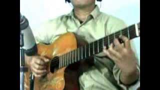 Dewa - Mistikus cinta (Indonesian Fingerstyle Guitar) - Omen Ranger