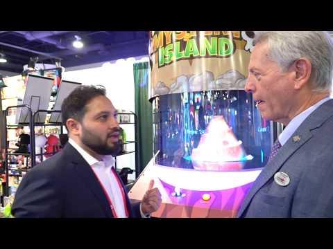 TouchMagix - Mystery Island - Amusement Expo 2018
